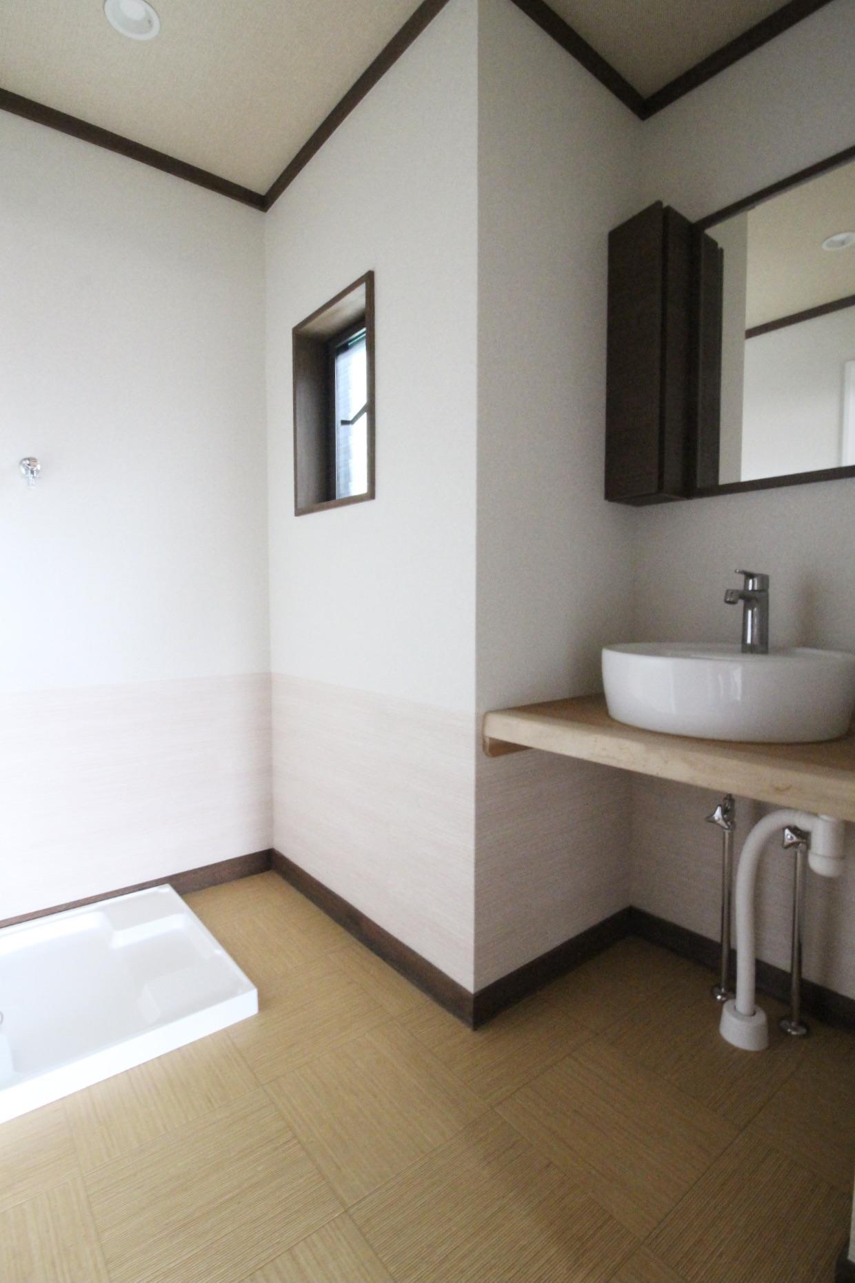 洗面台(201号室)