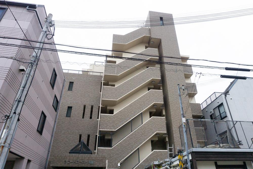 須磨海浜公園駅から徒歩3分のマンション
