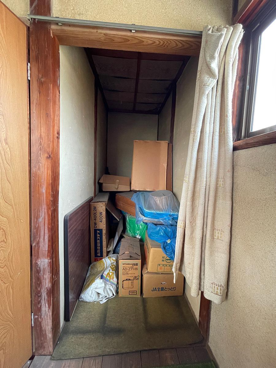 2F収納スペース