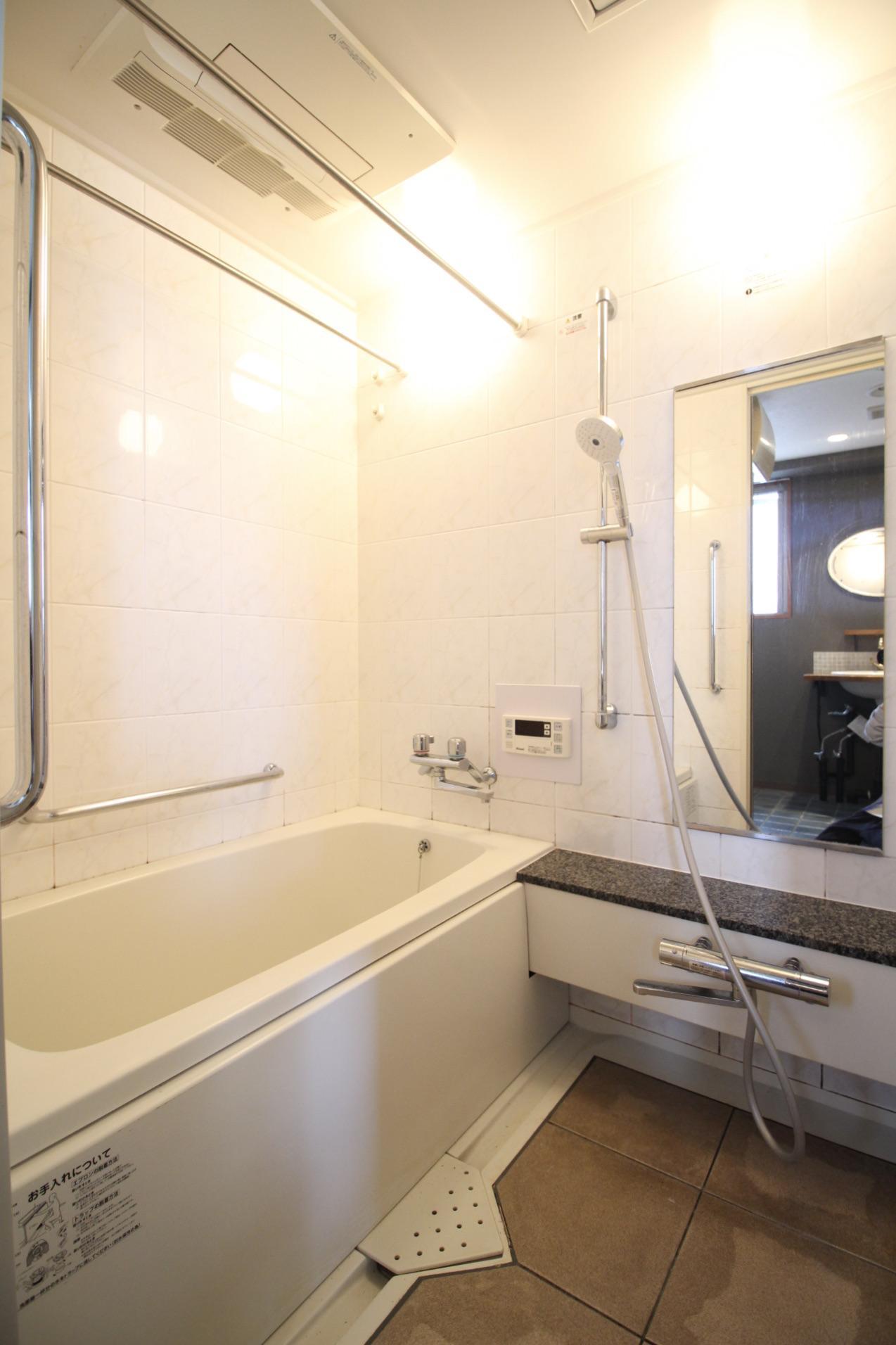 風呂(浴室乾燥付き)