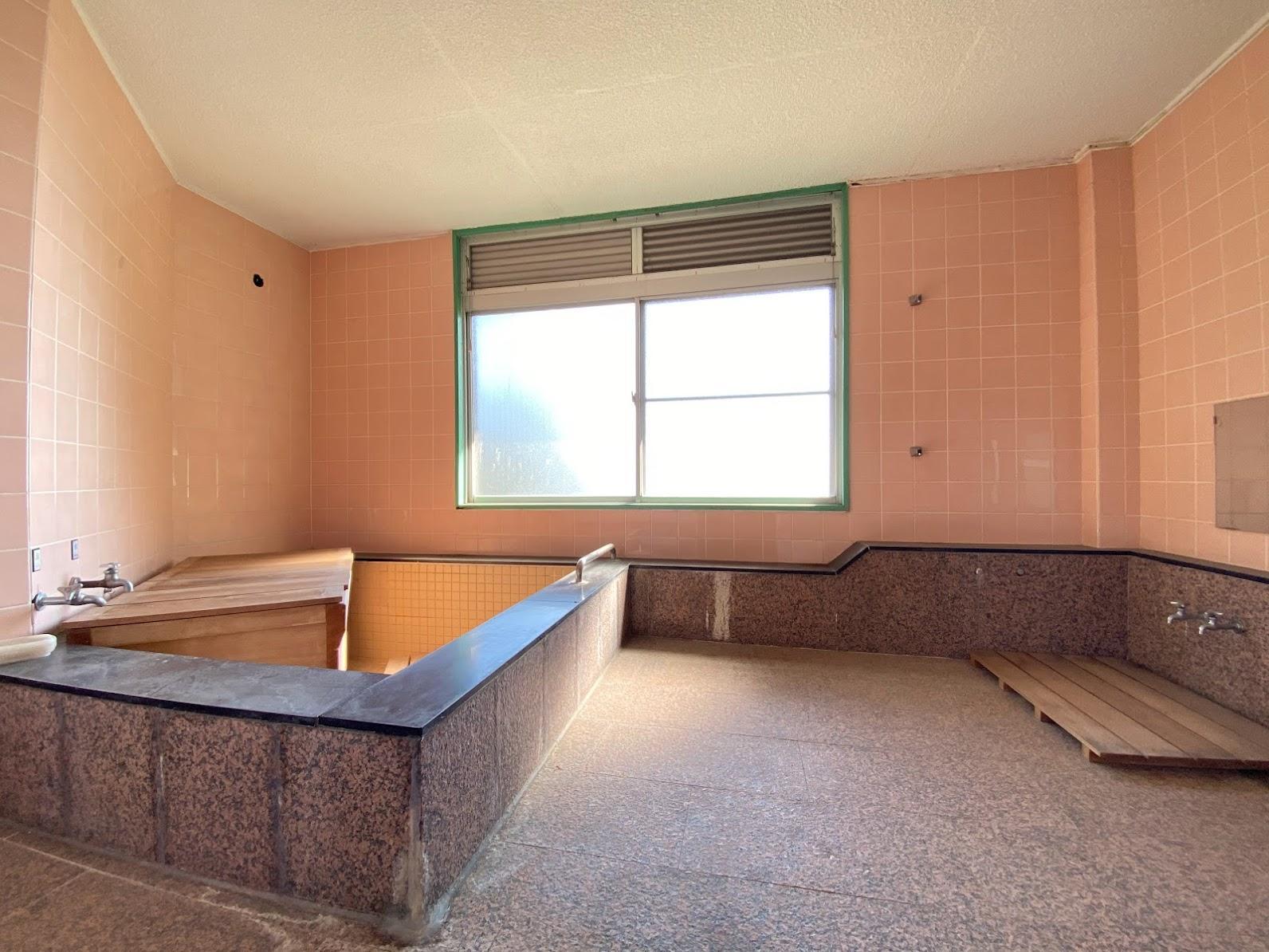 浴室(現在不使用)