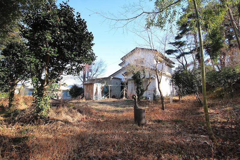 山のような庭を手に入れる -古家付土地- (神戸市北区緑町の物件) - 神戸R不動産