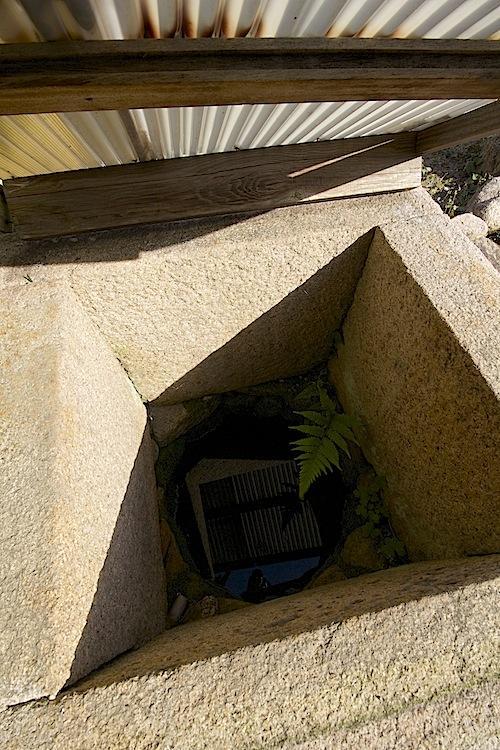 庭には再生したい井戸がある