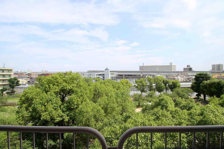 池の畔の公園暮らし (神戸市東灘区深江北町の物件) - 神戸R不動産