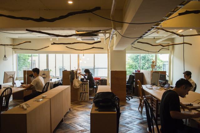 KITANOMAD -事務所- (神戸市中央区山本通の物件) - 神戸R不動産