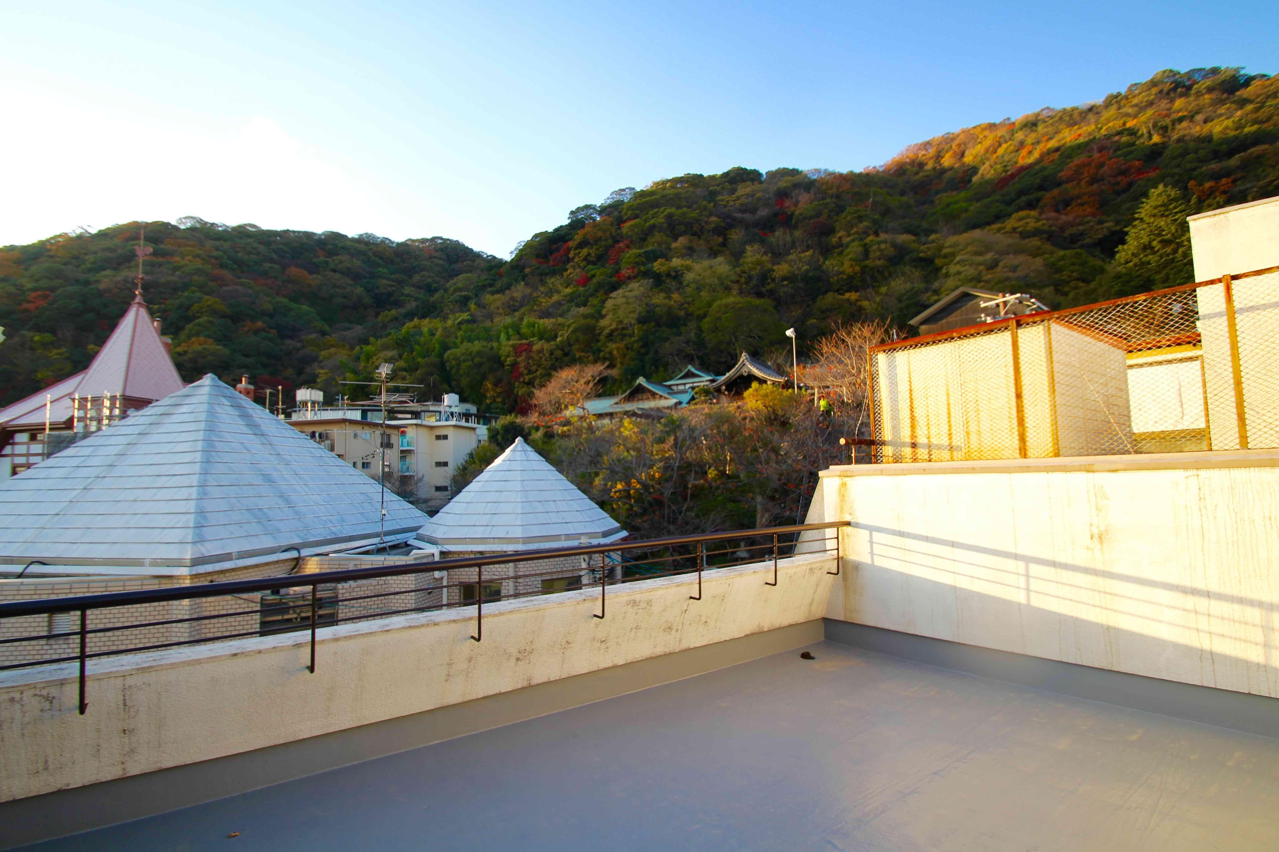 彩る山麓ルーフ (神戸市中央区北野町の物件) - 神戸R不動産