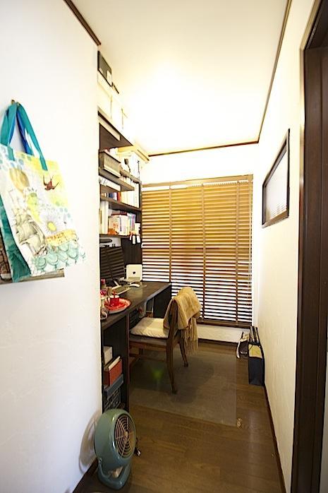 2F廊下脇に書斎のようなスペース