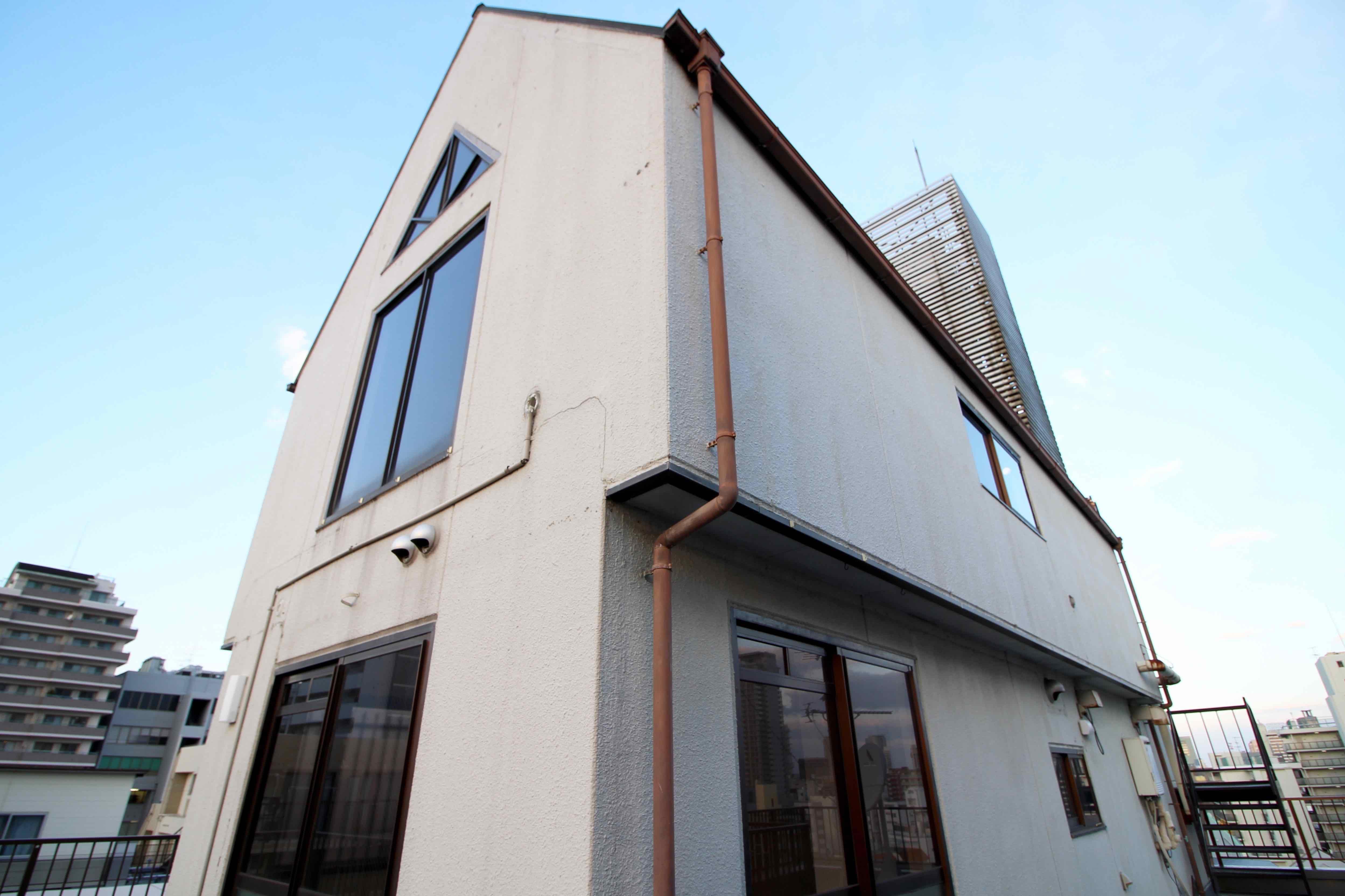 屋上の僕ん家 (神戸市中央区花隈町の物件) - 神戸R不動産