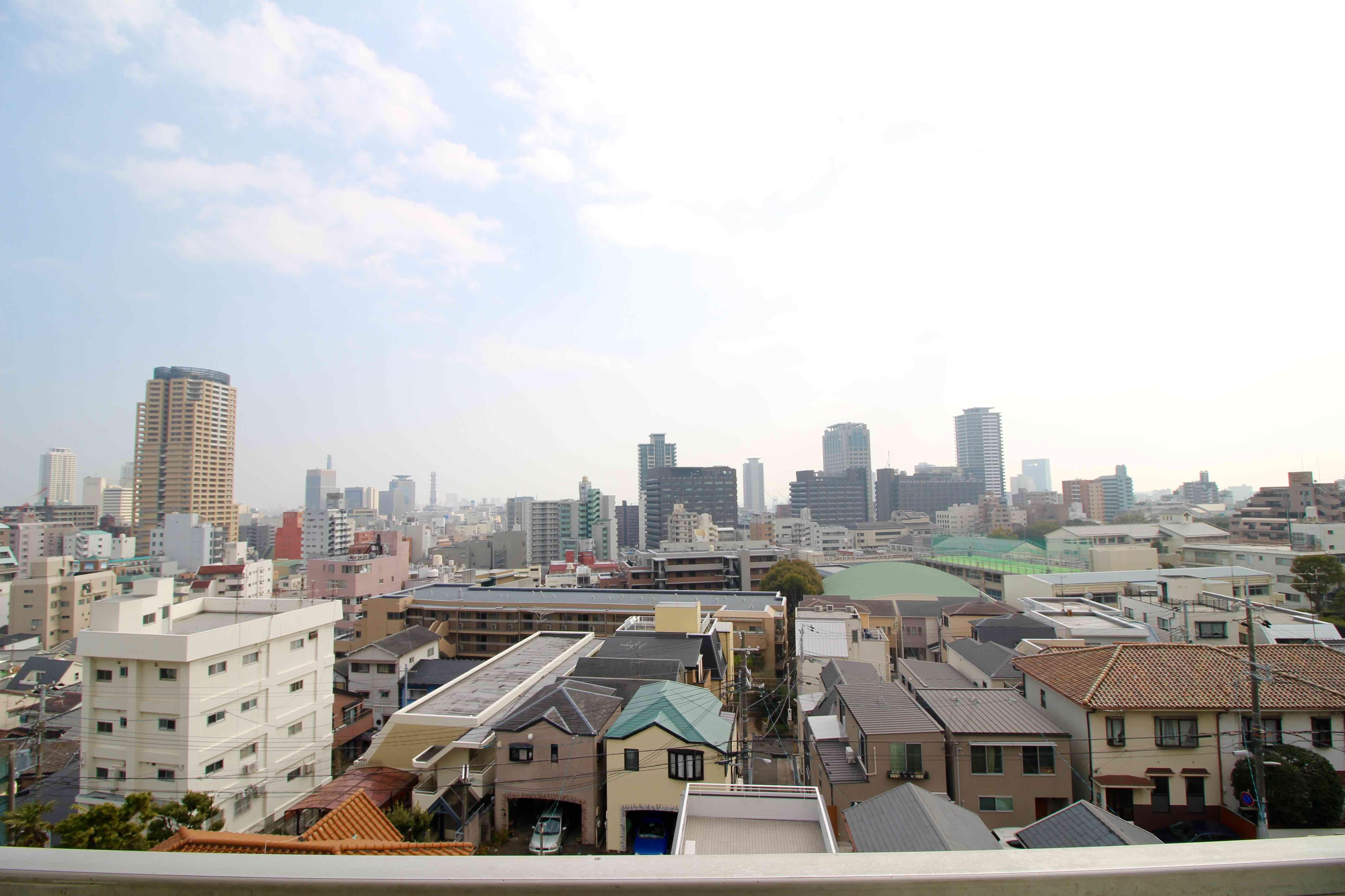描く空とマチの風景 (神戸市中央区山本通の物件) - 神戸R不動産
