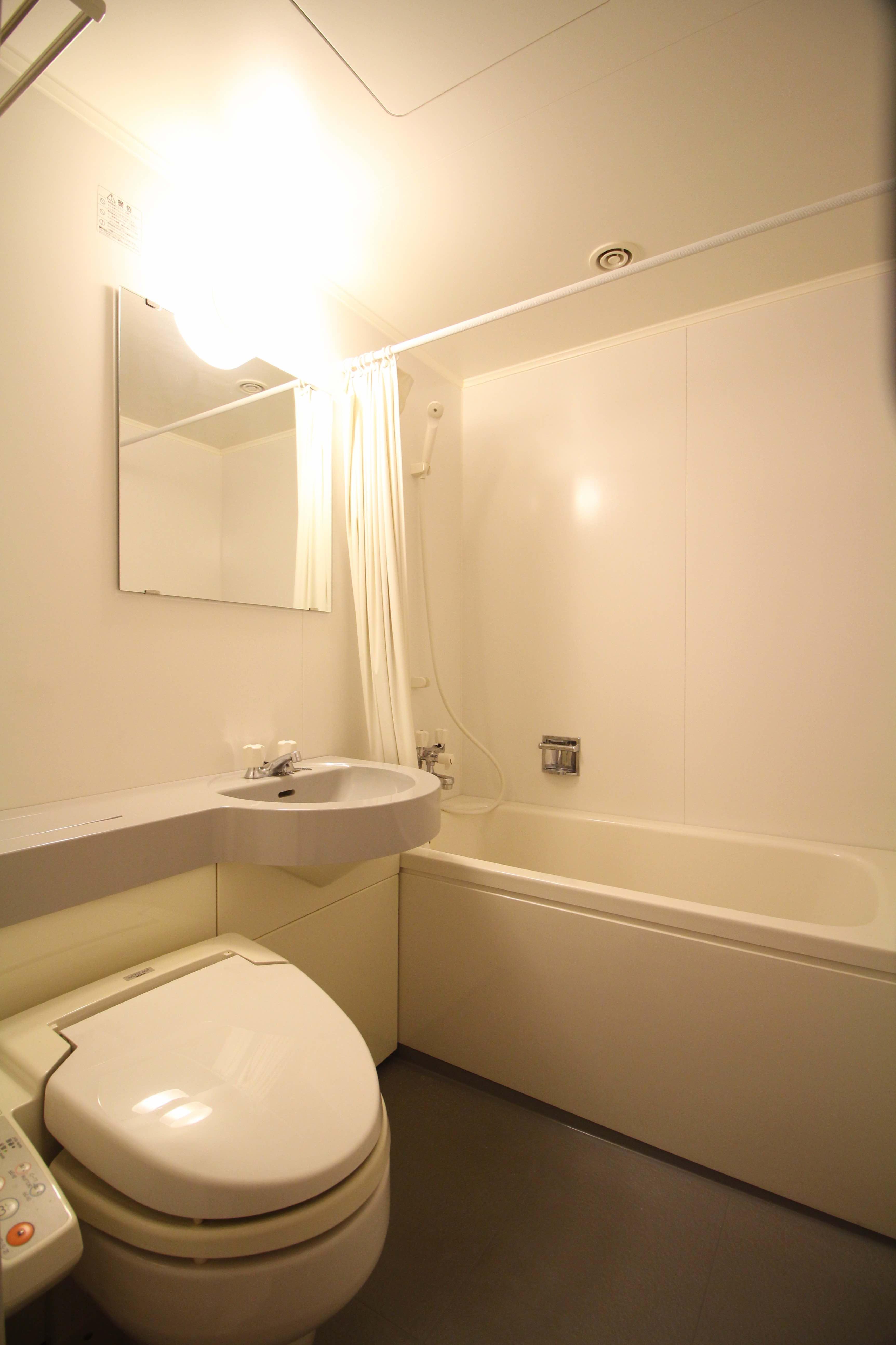 風呂、トイレ