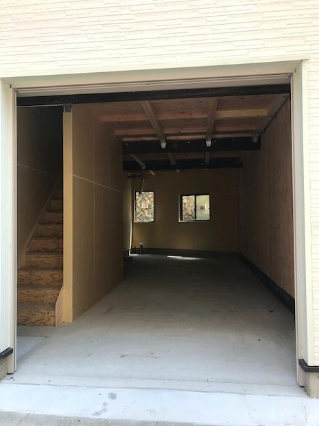 入口から。使いやすそうなシンプル空間