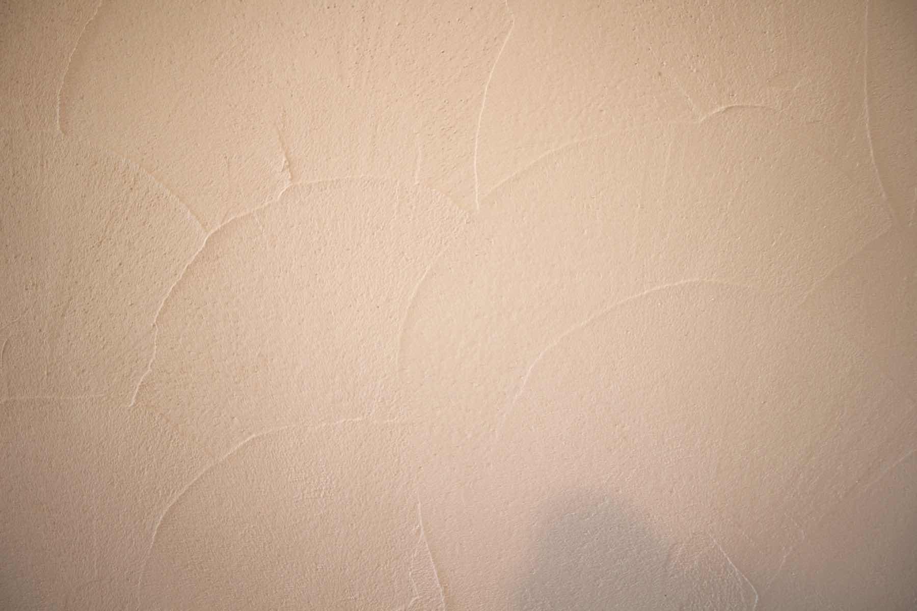 分厚い塗り壁