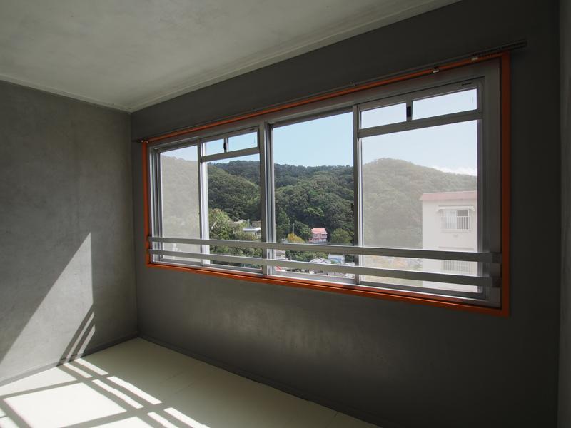眼の前に山、ちらりと海 -塩屋の団地- (神戸市垂水区塩屋町の物件) - 神戸R不動産
