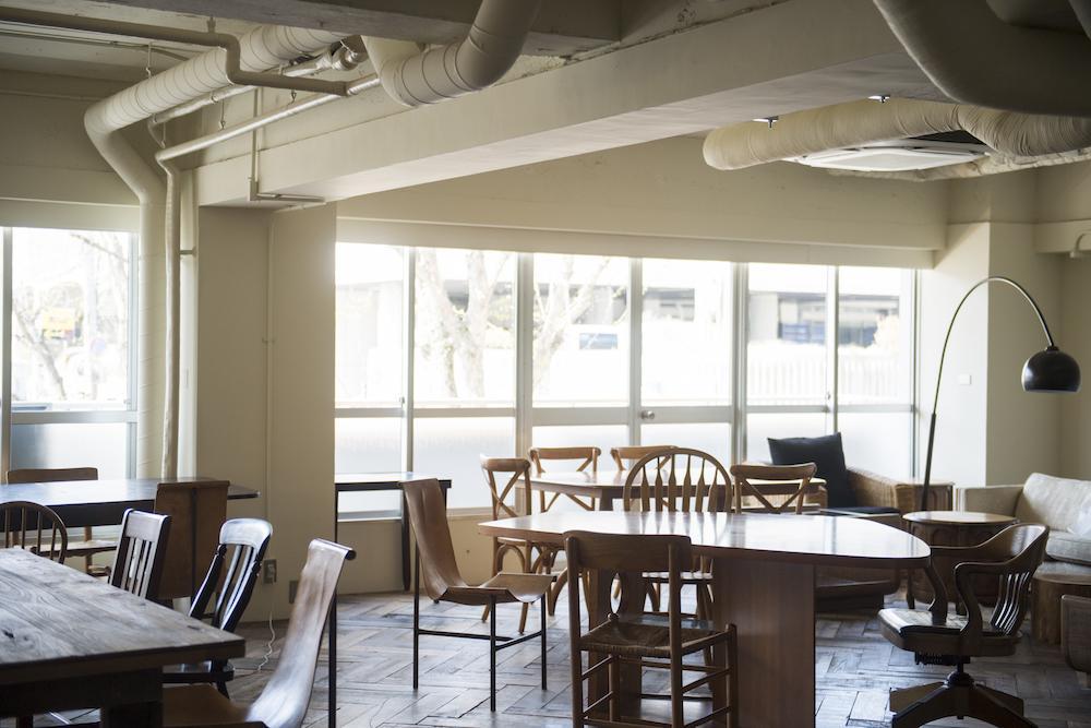 KITANOMAD -コモンスペース限定プラン- (神戸市中央区山本通1-7-15の物件) - 神戸R不動産