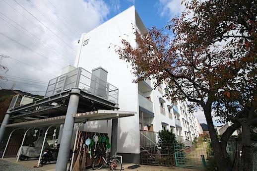 菜園アパートメント -眺望付- (神戸市東灘区渦森台の物件) - 神戸R不動産