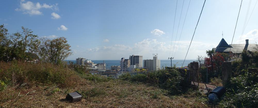 塩屋で街と海が綺麗に見える土地 ー土地情報ー (神戸市垂水区塩屋町の物件) - 神戸R不動産