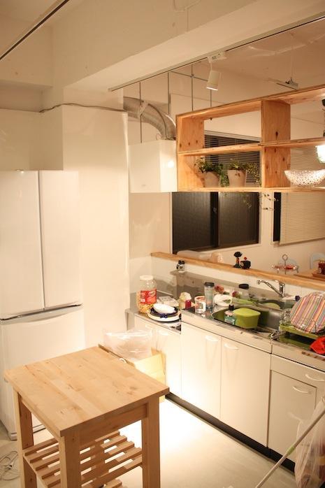 カウンター型キッチン