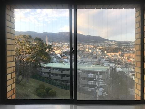 LDの窓辺