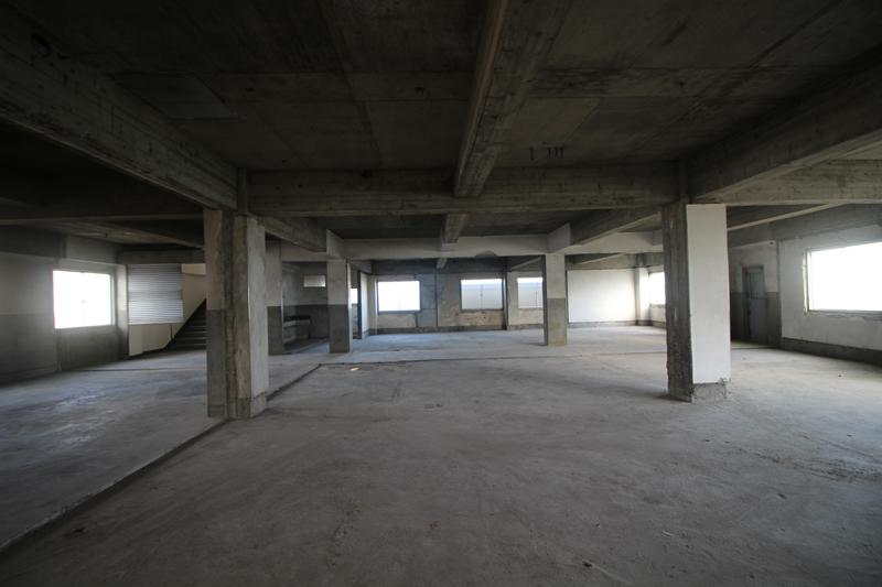 3階部分、東向