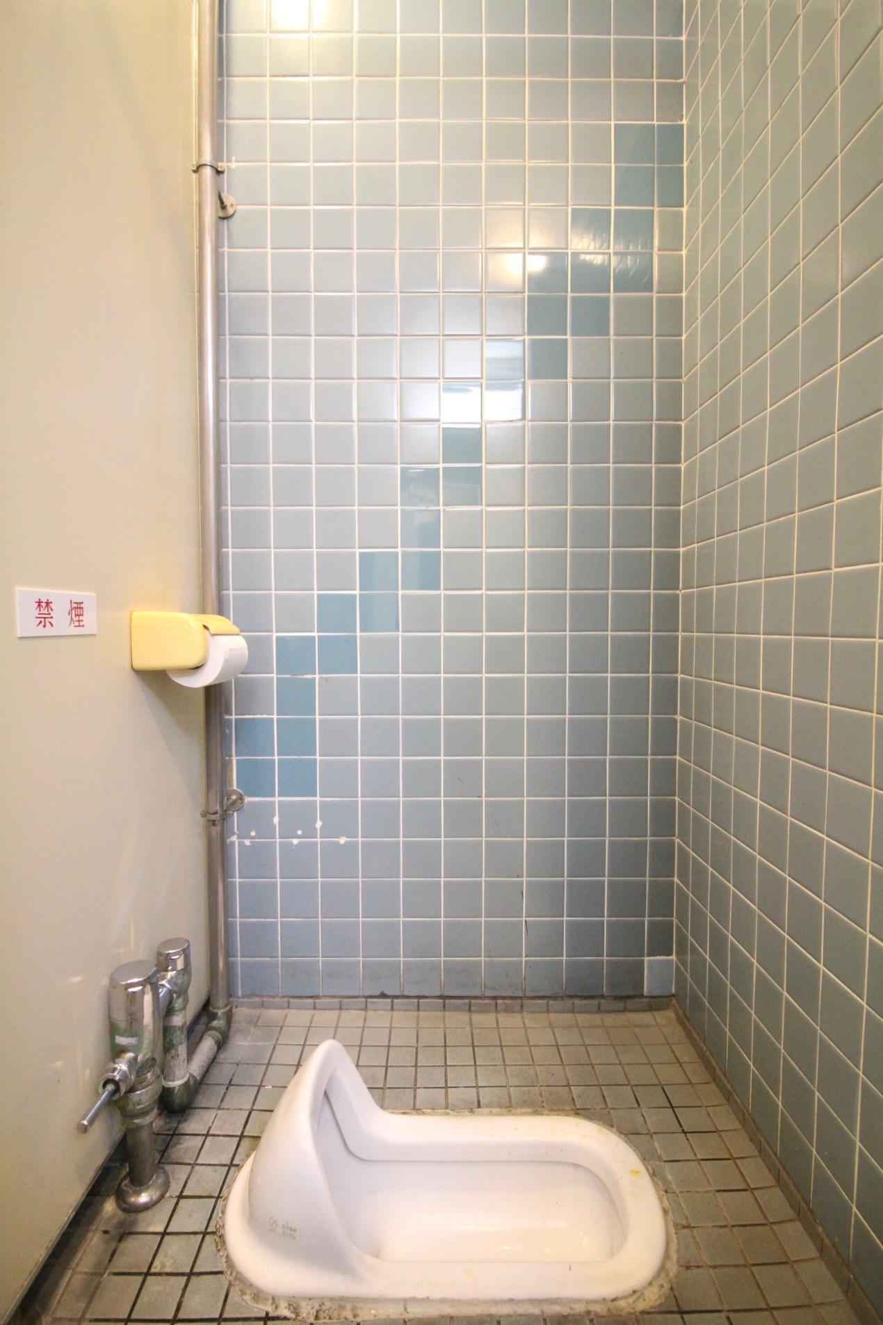 トイレ(男性専用は和式のみ)