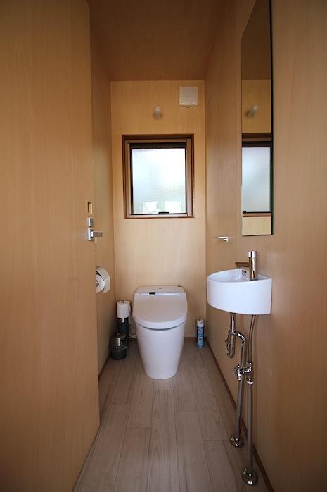 トイレ(コテージ)
