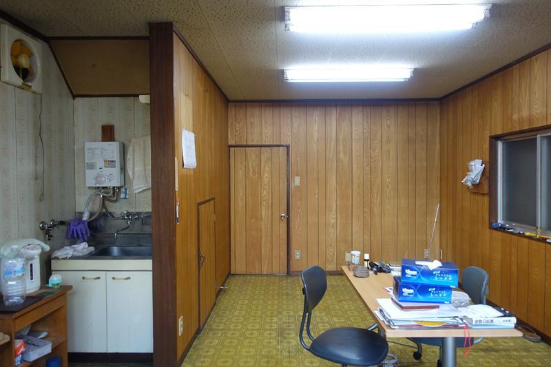 2階事務所部分