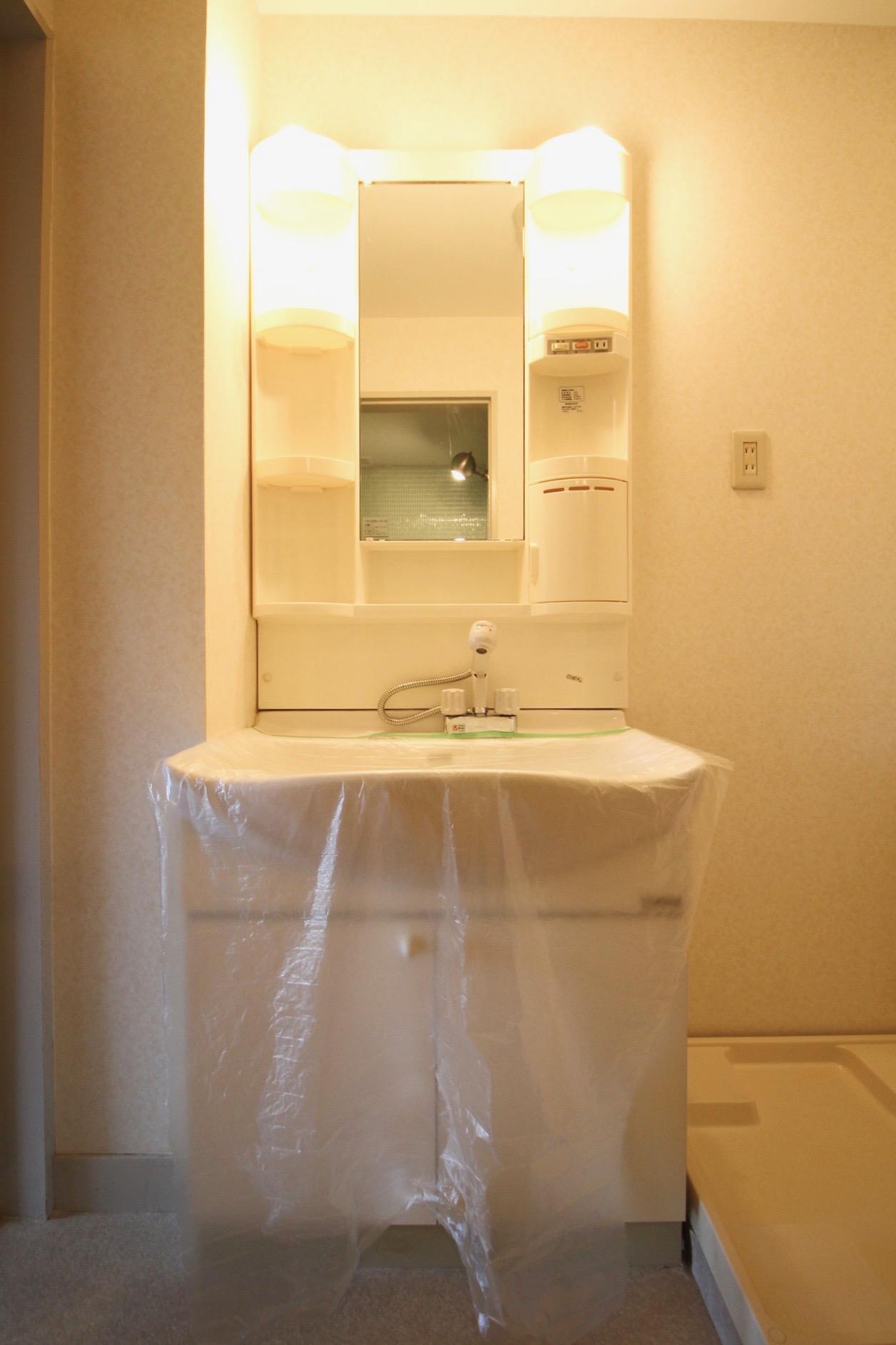 洗面台(202号室)