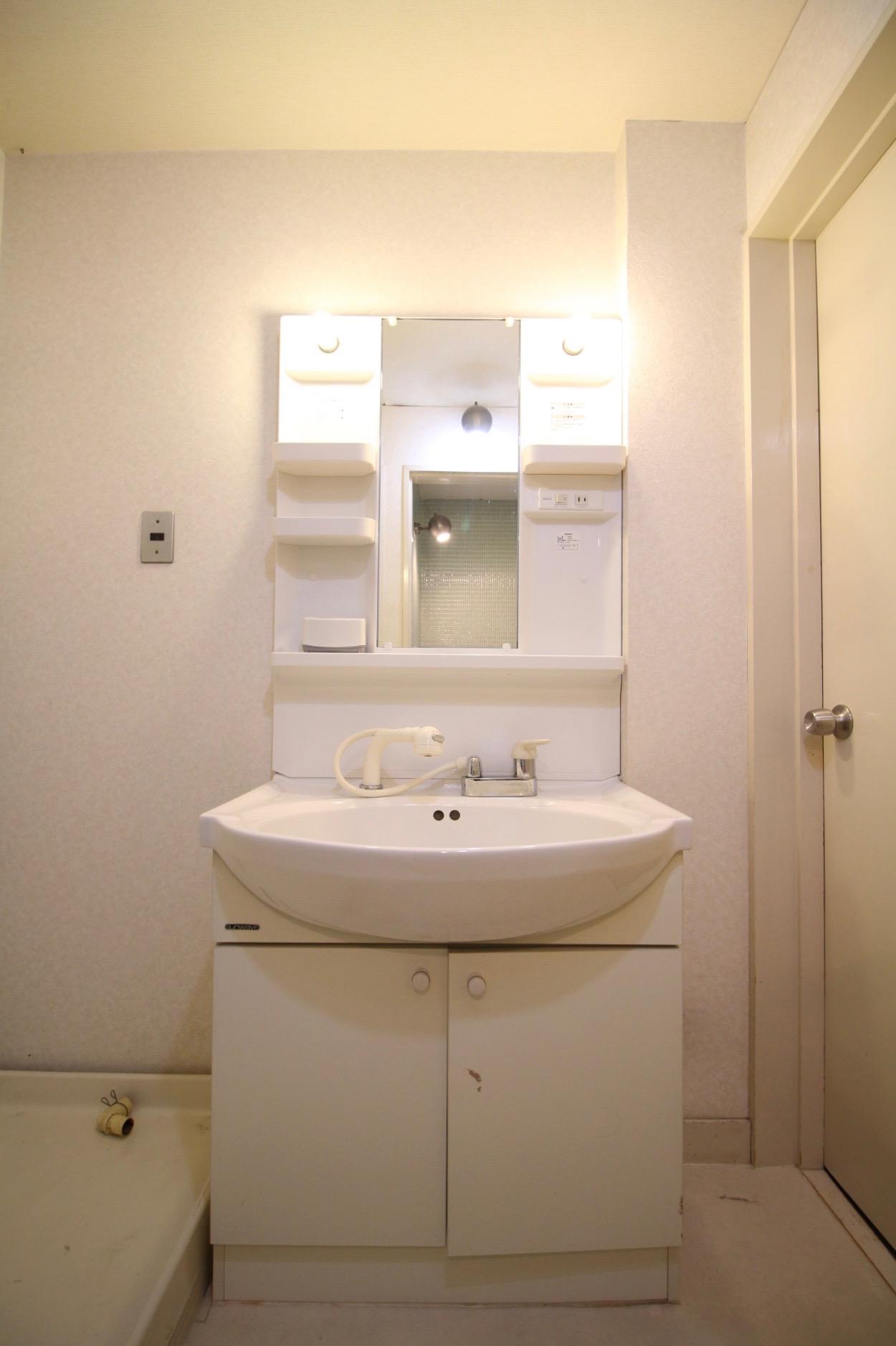 洗面台(503号室)