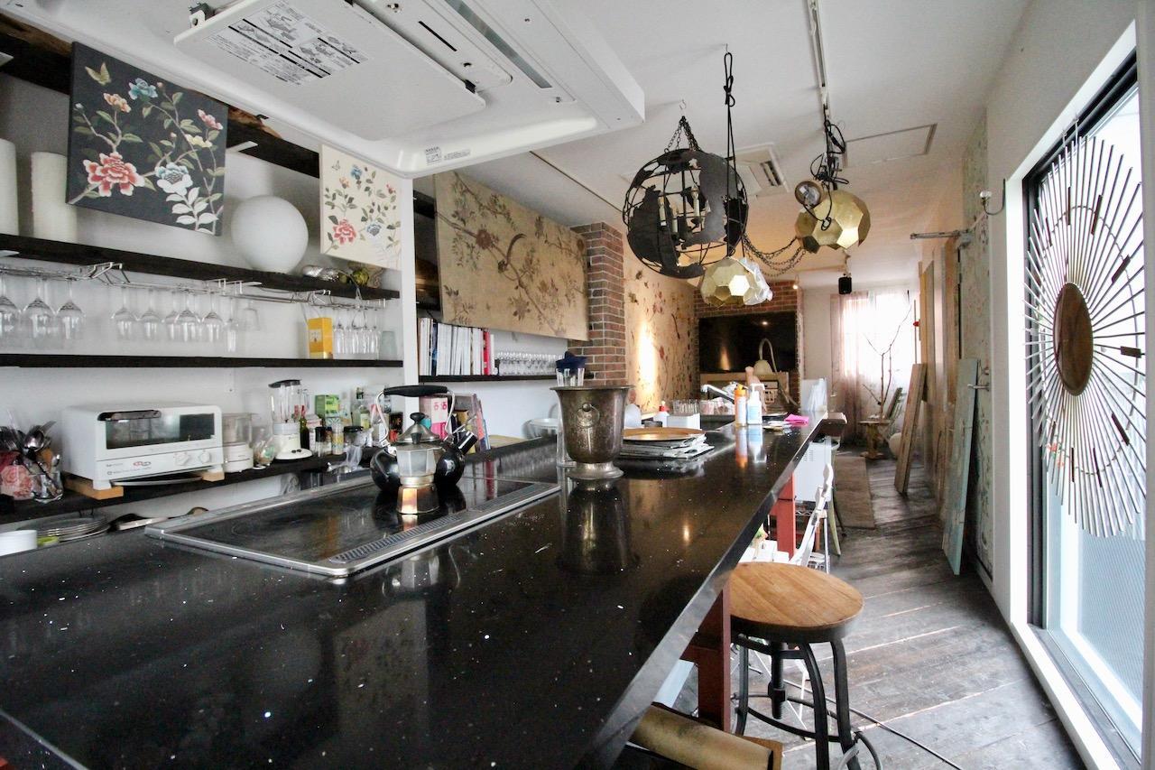 デコラティブなキッチン[5F]