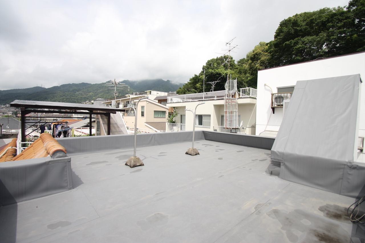 屋上は我が家のリビングルーム (神戸市灘区赤松町の物件) - 神戸R不動産
