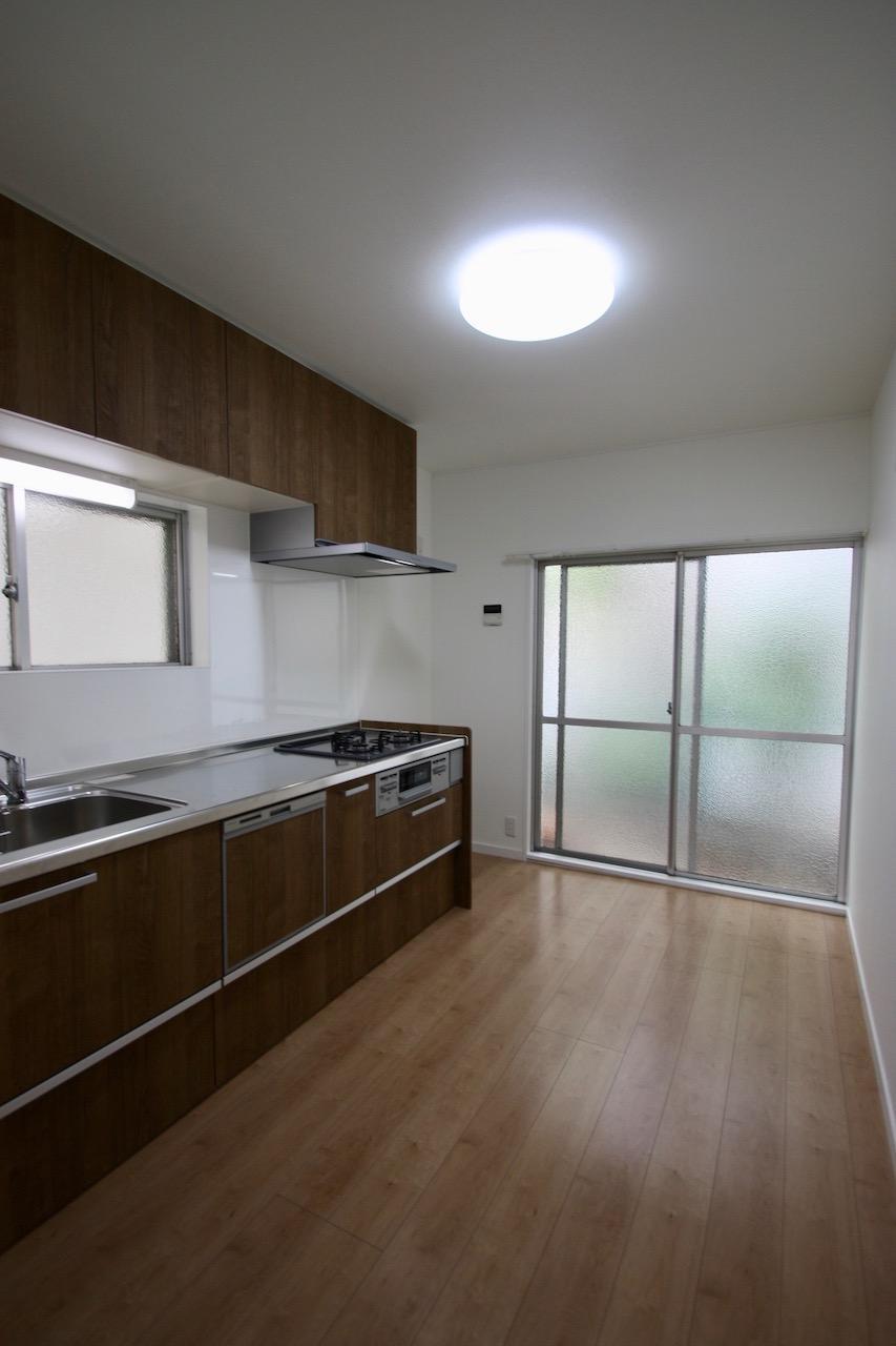 十分な広さのキッチン