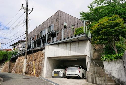都会の小屋暮らし -屋上付- (西宮市甲陽園西山町の物件) - 神戸R不動産