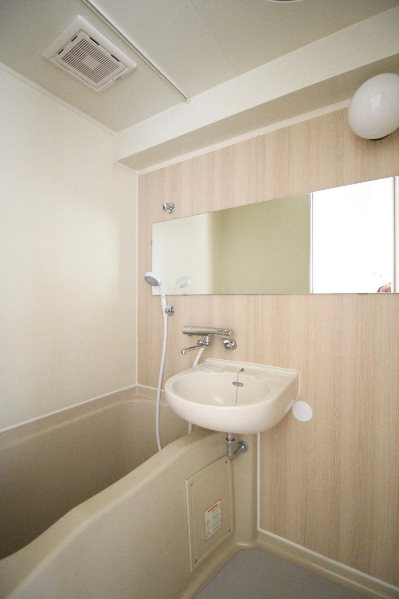 風呂(408号室)