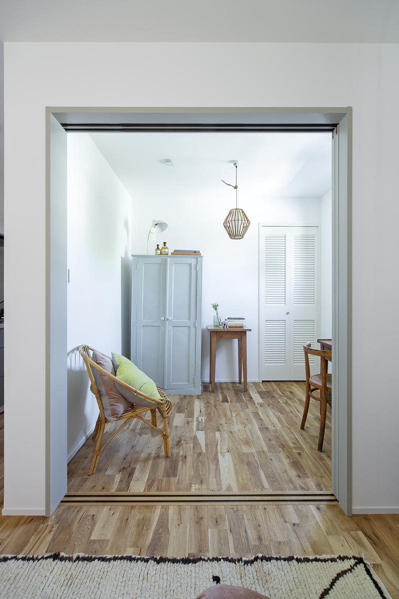 アンティークの似合う部屋(ひとり暮らしサイズ) (西宮市上大市の物件) - 神戸R不動産