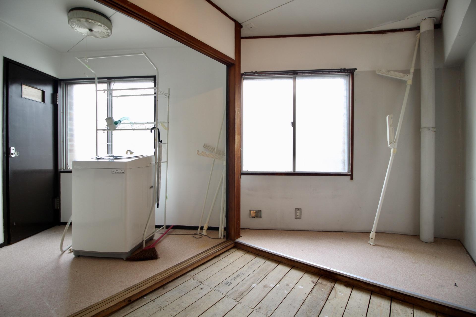 和室・台所