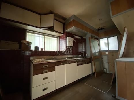 レトロデザインのキッチンをリメイクするのもアリ