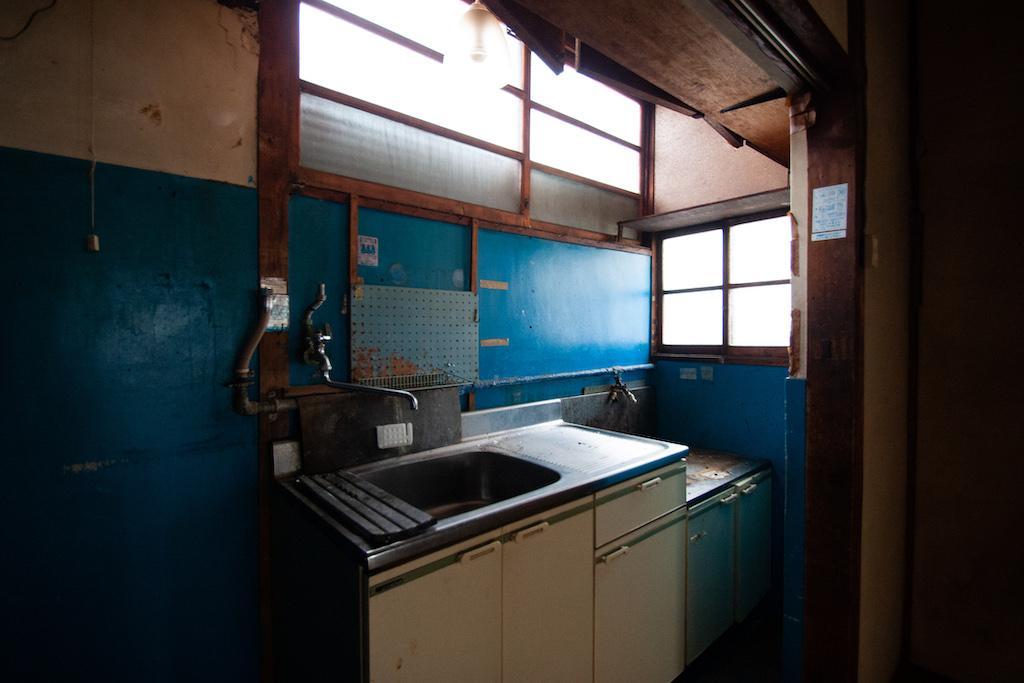 2階キッチンも改装は必要かなと