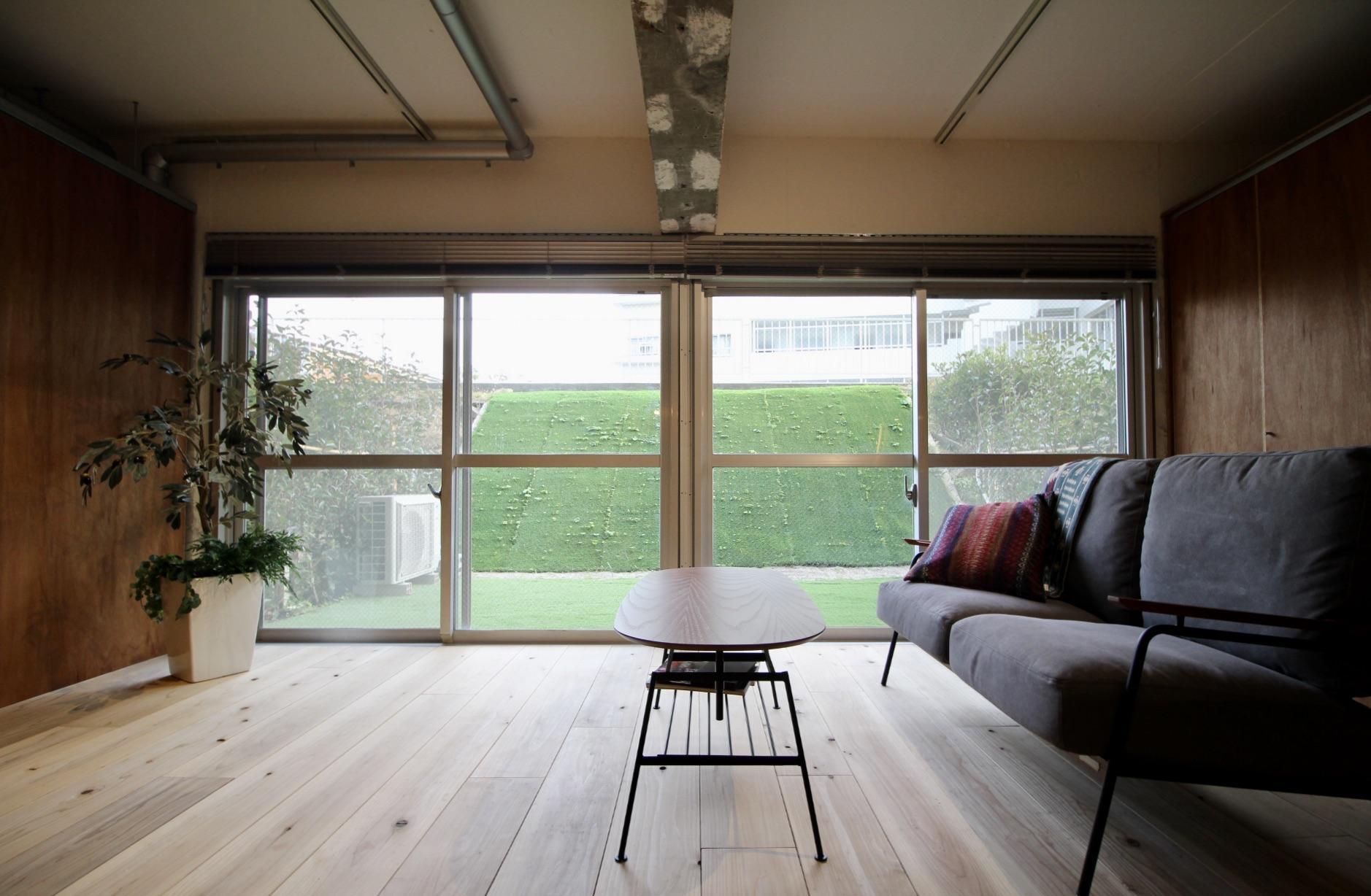 素材が息づく庭のある家 (芦屋市東山町の物件) - 神戸R不動産