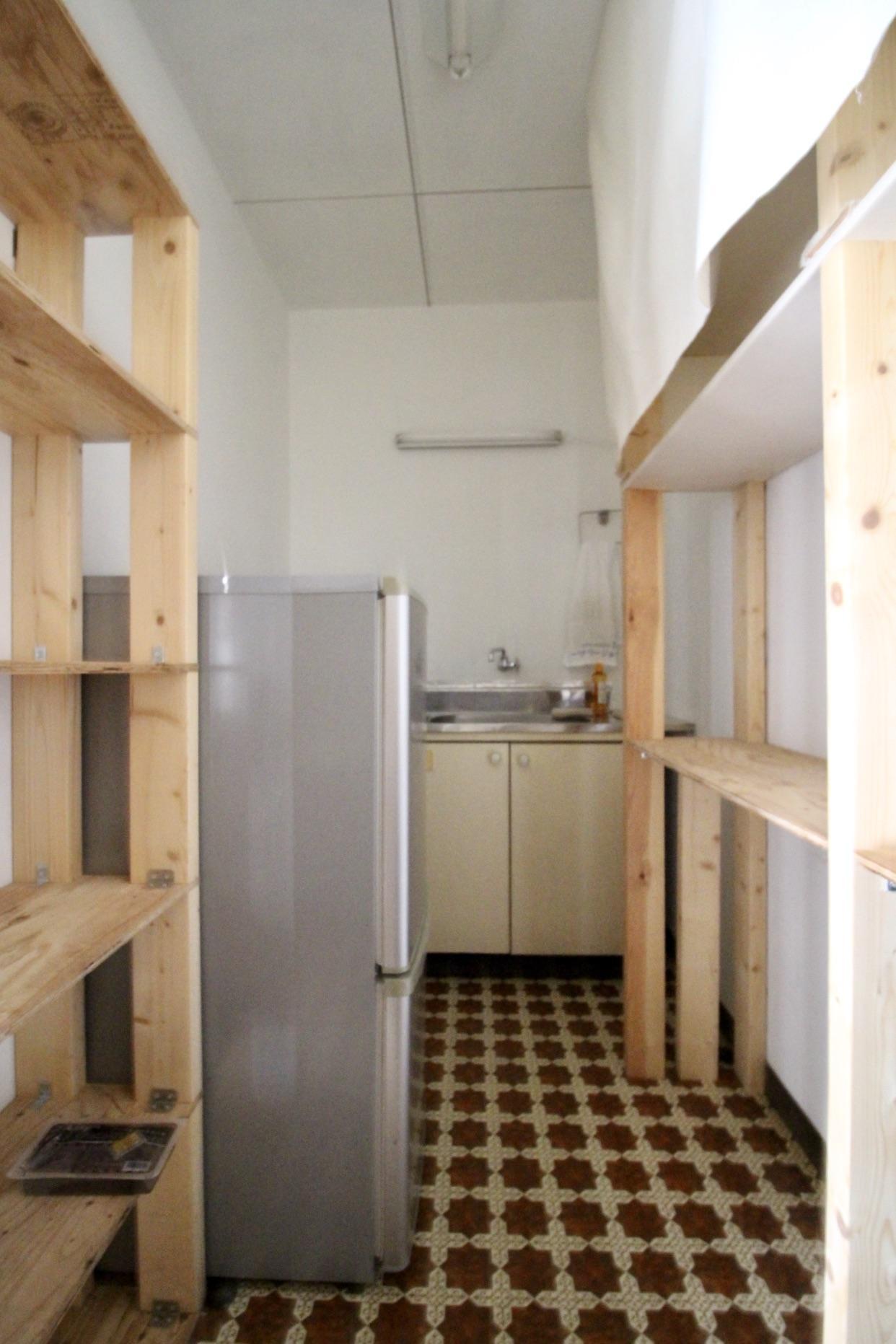キッチン・倉庫