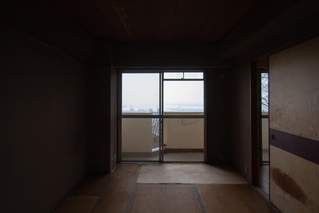 リビング隣の和室からももちろんいい景色