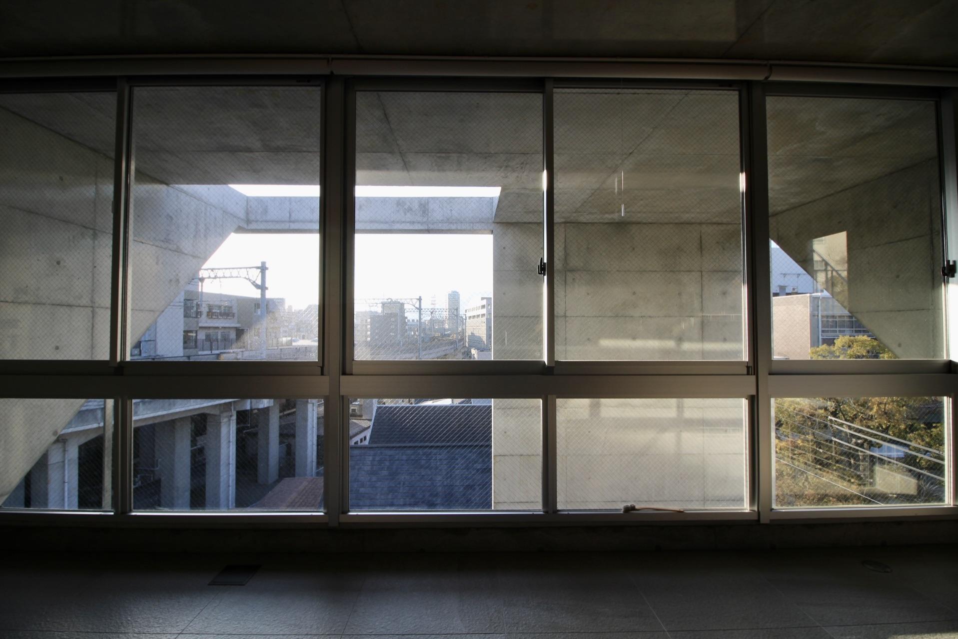 窓からの眺め(5F)