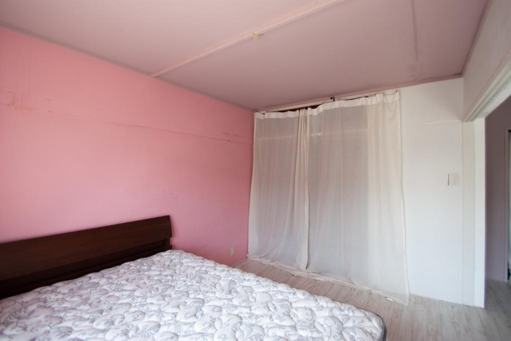 壁の色は応相談です