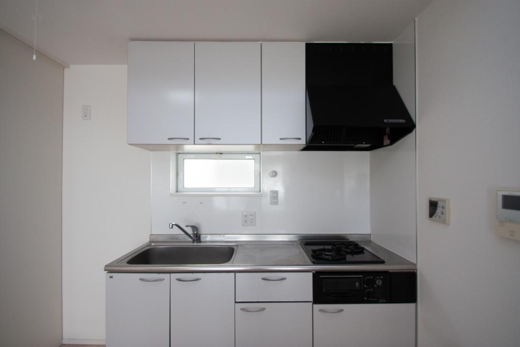 十分なサイズのキッチン(2階)