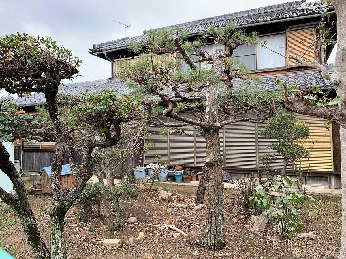 時代と庭(リノベ素材) (明石市二見町福里の物件) - 神戸R不動産