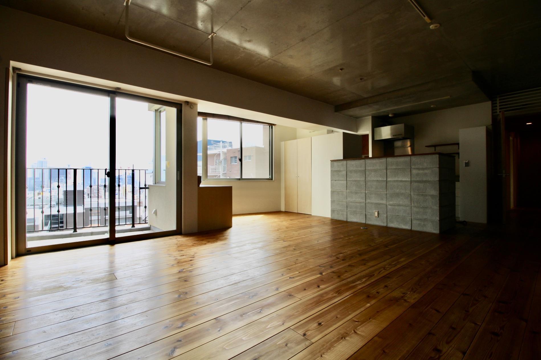 素材が織りなす建築 (神戸市中央区北野町の物件) - 神戸R不動産