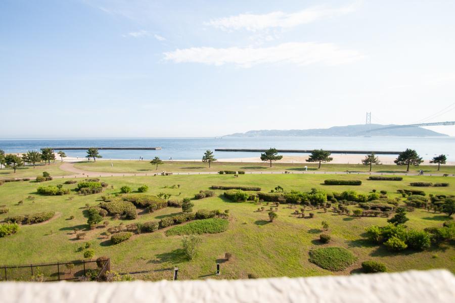 公園、ビーチ、淡路島
