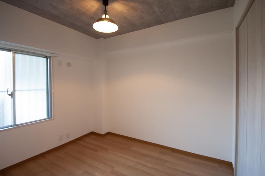 こちらはクローゼットありの部屋