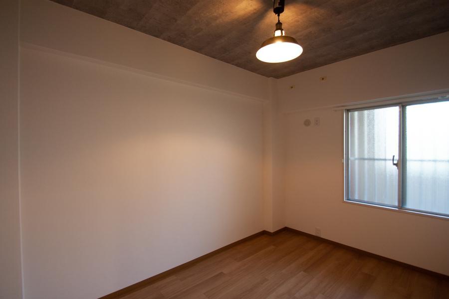 個室2部屋はクローゼットの有無以外ほぼ同じ仕様