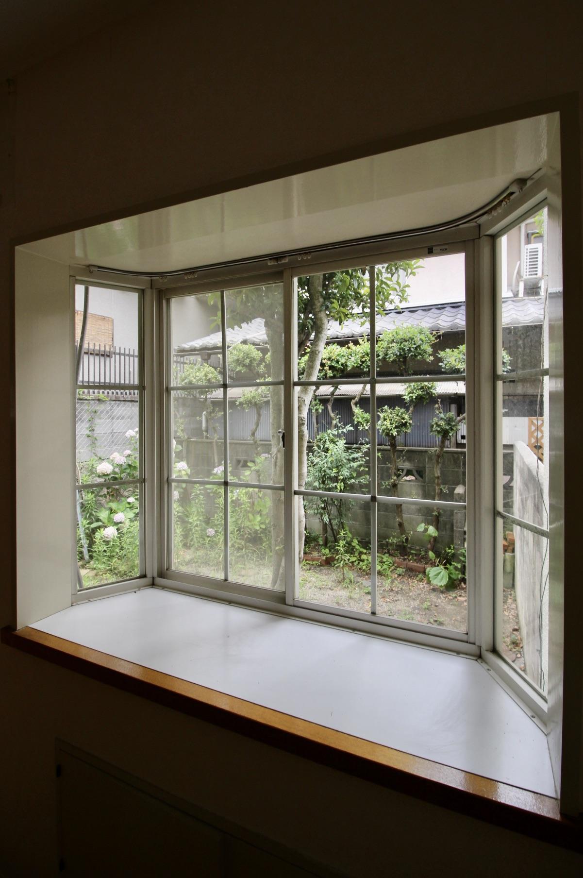 素敵な出窓