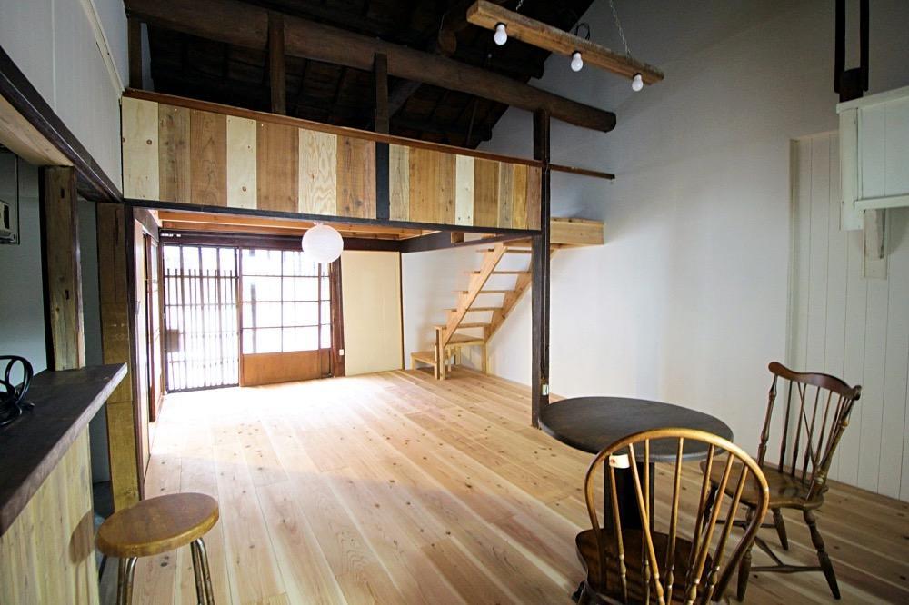 [賃料変更]住みながらがちょうど良く (京都市伏見区西堤町60-17の物件) - 京都R不動産
